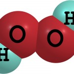 Hydrogen,Peroxide,Is,A,Strong,Oxidizer.,It,Is,A,Colorless